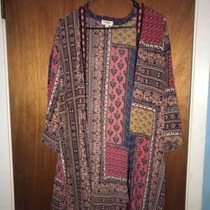 Umgee long cardigan
